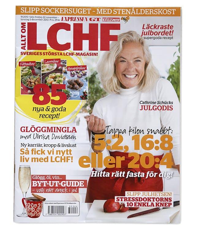 Allt om LCHF
