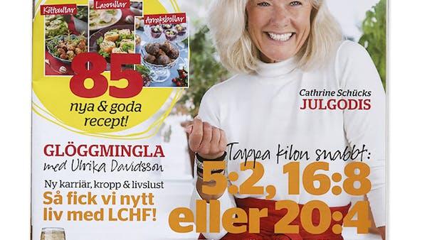 Expressens LCHF-bilaga tipsar om sifferbantning
