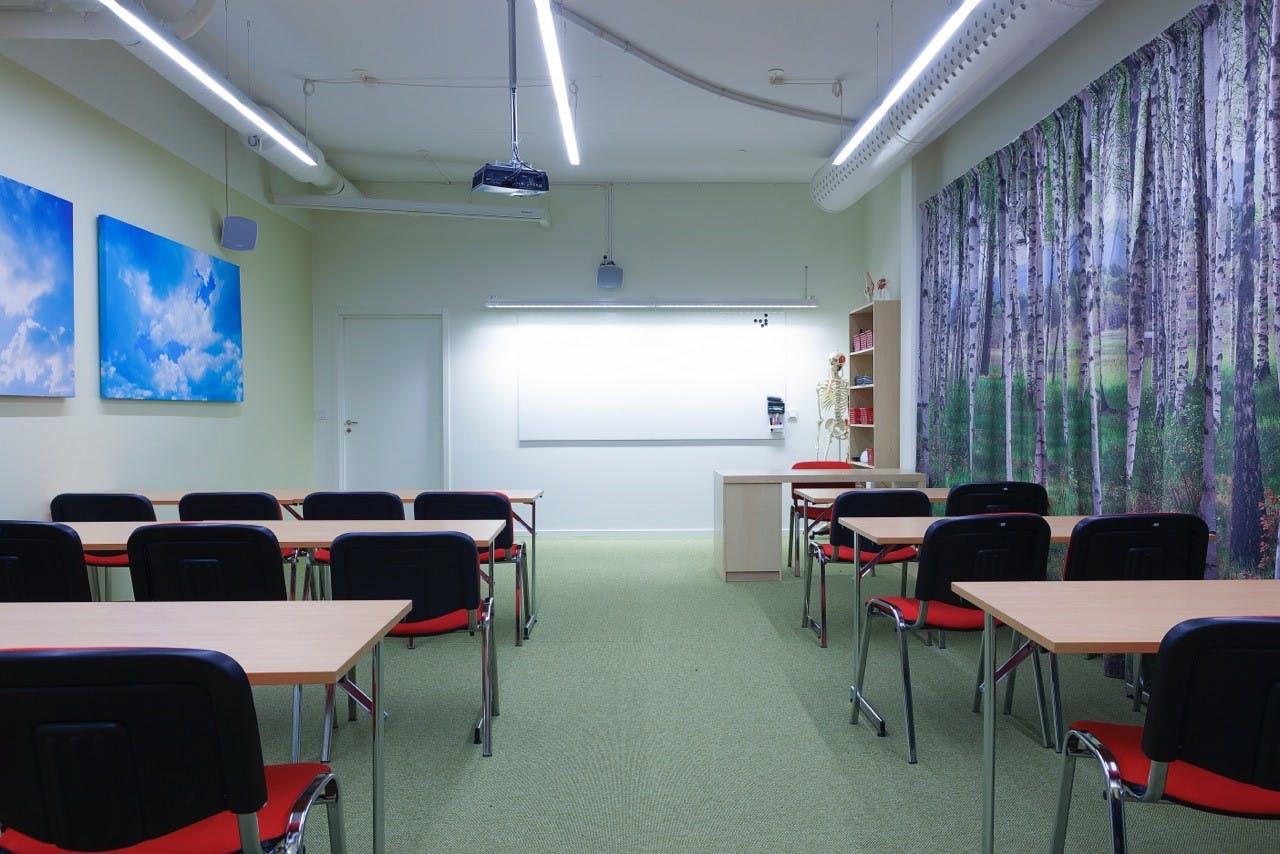 Klassrummet