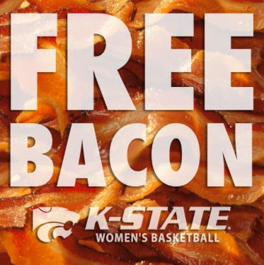 Få gratis bacon!