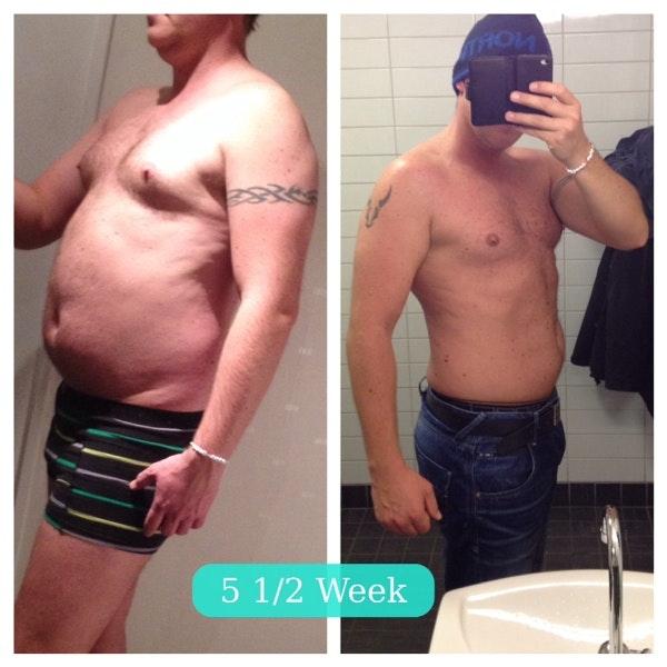 4 veckors diet