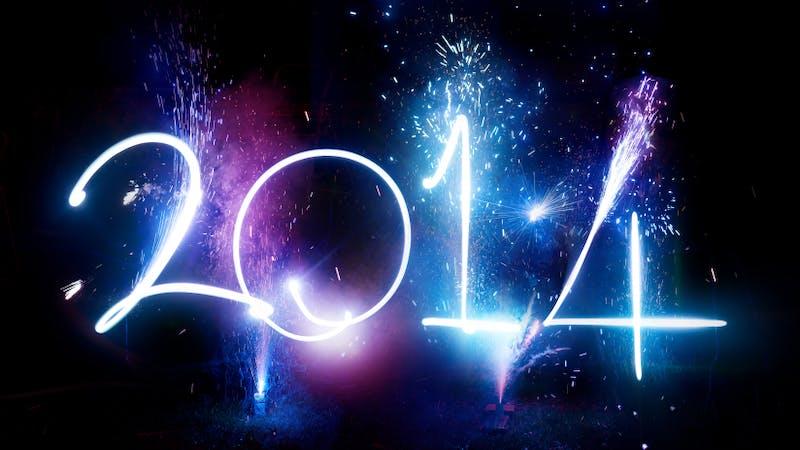 Gott nytt hälsosamt år!