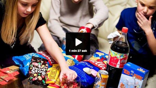 Livsmedelsverket kräver plan mot socker