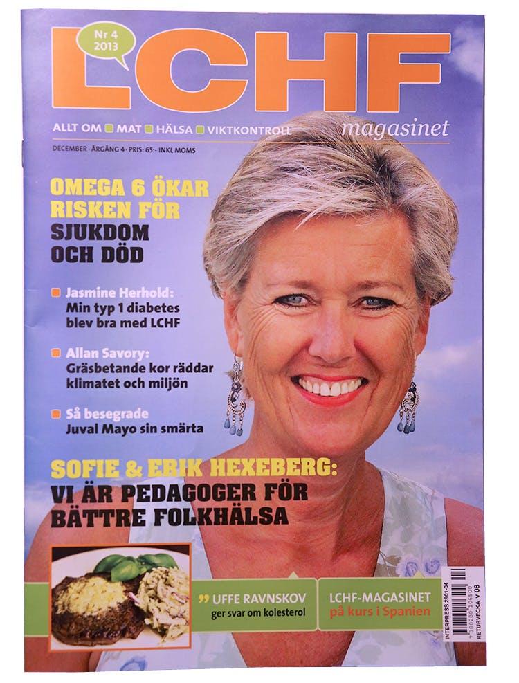 Nya numret av LCHF-magasinet