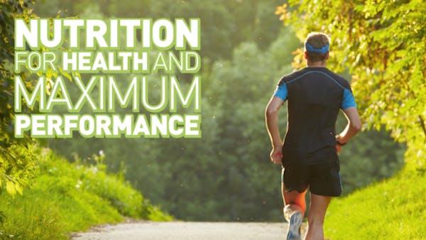 Mat för hälsa och maximal prestation