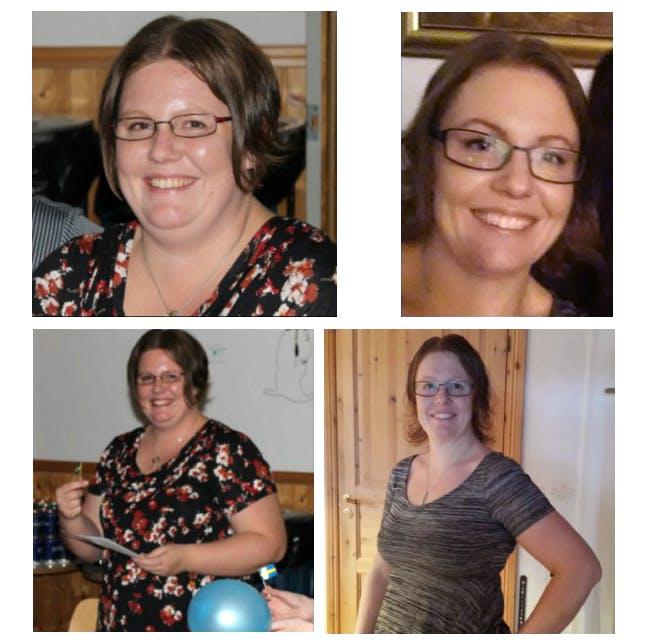 Istället för fetmaoperation