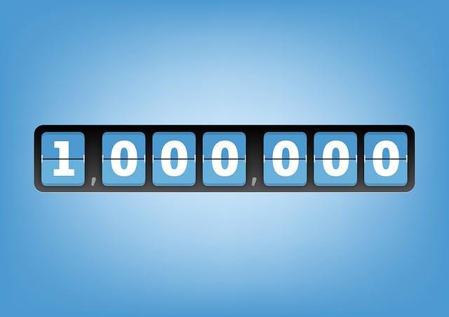 En miljon