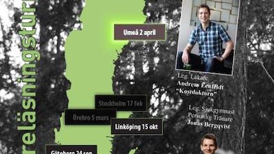 Denna vecka: Umeå!
