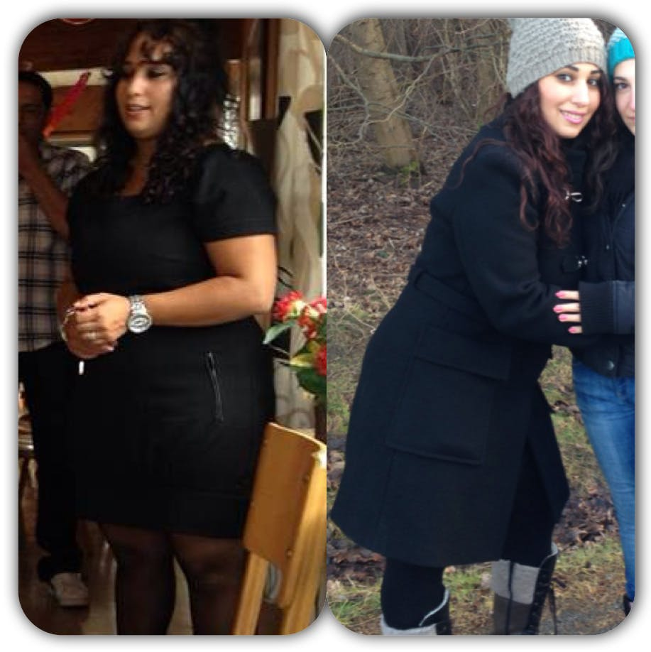 Minus 22 kilo sedan november med LCHF