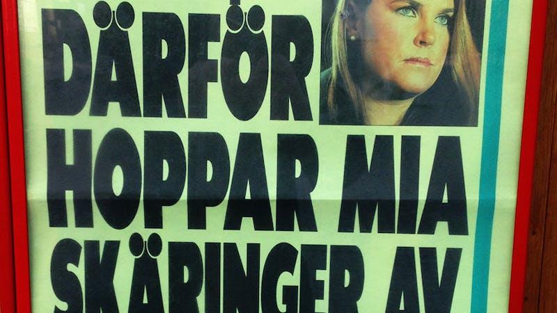 Därför dumpar Mia Skäringer Provivas sockerdrycker