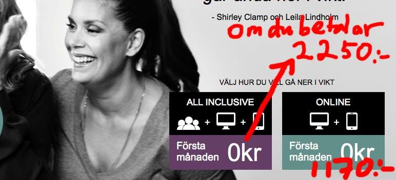 Viktväktarna lägger ner i Danmark - hur går det i Sverige?