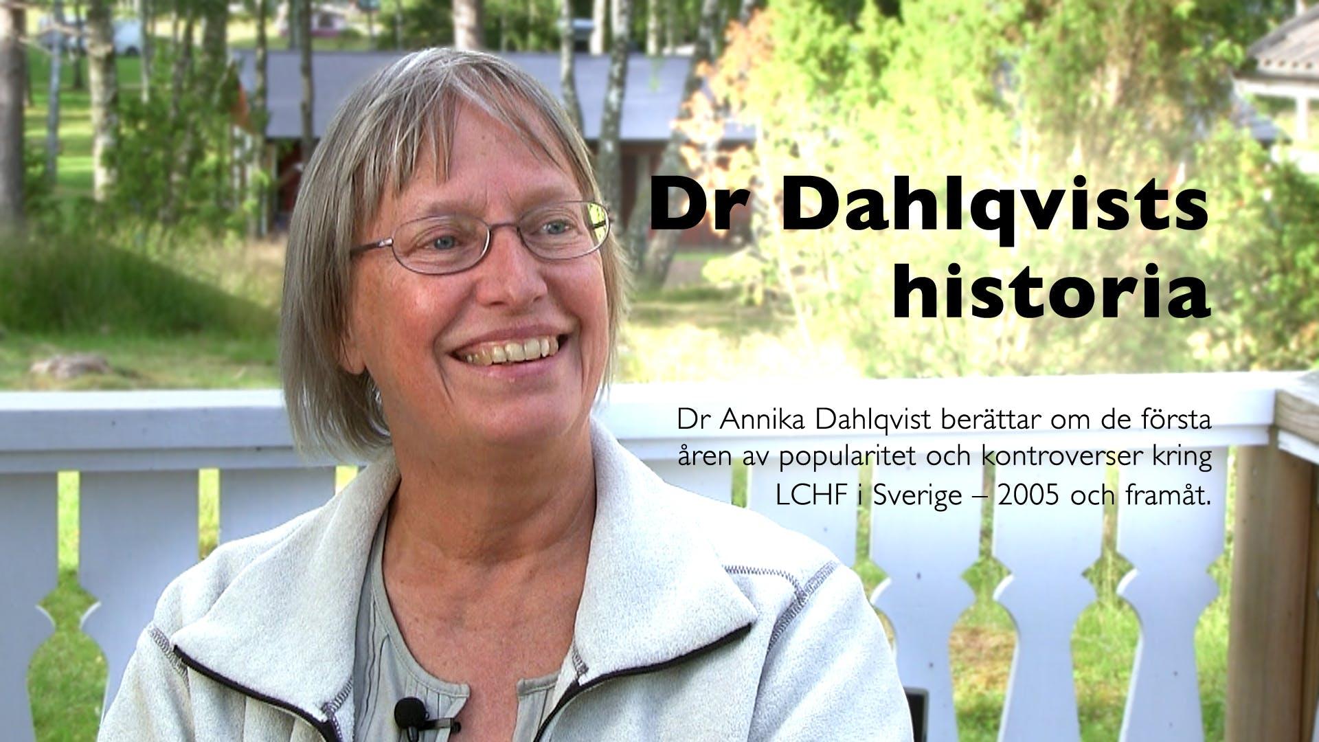 Dr Annika Dahlqvist