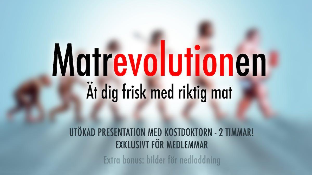 Matrevolutionen