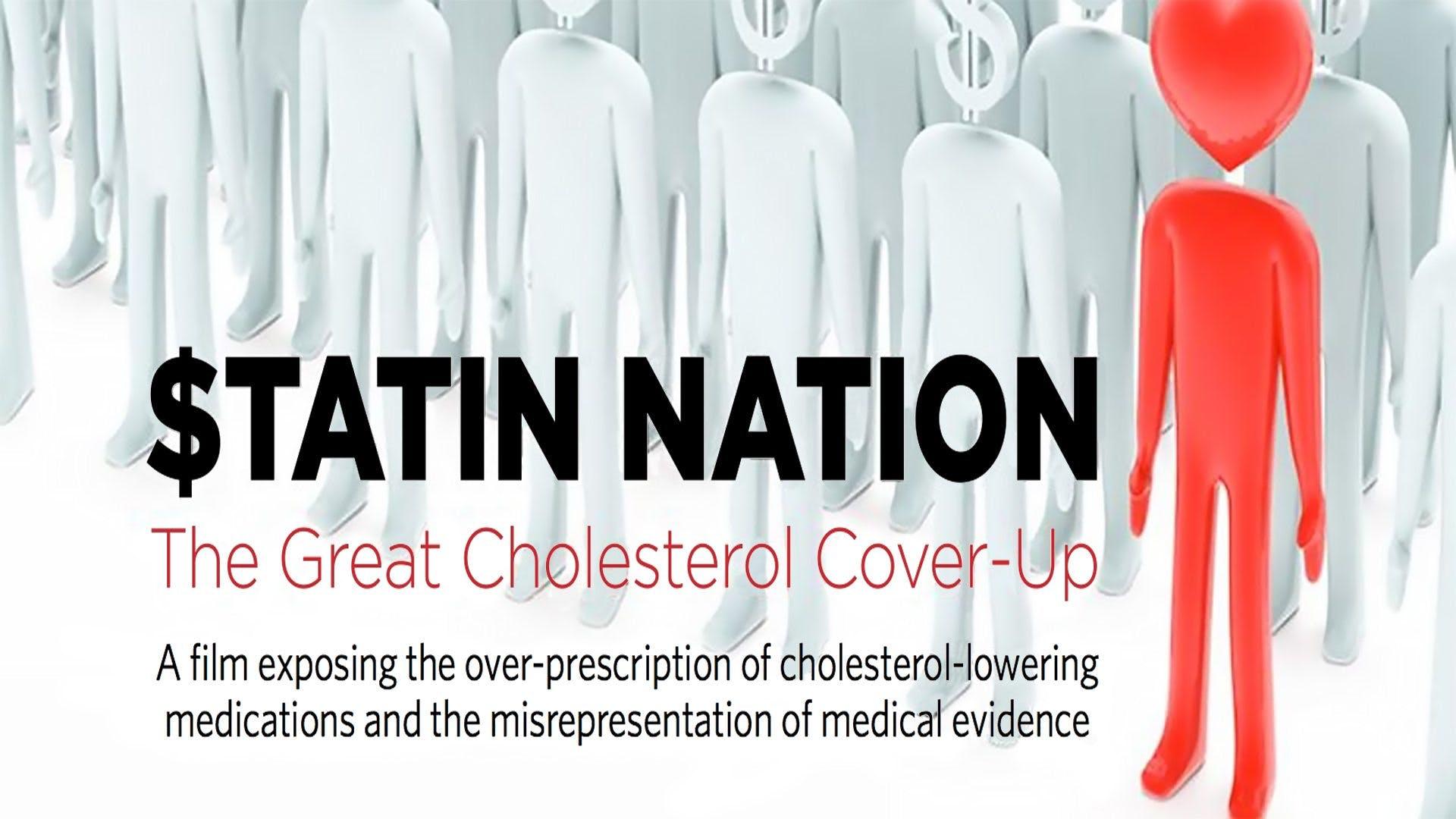 Se filmen som avslöjar kolesterolbluffen