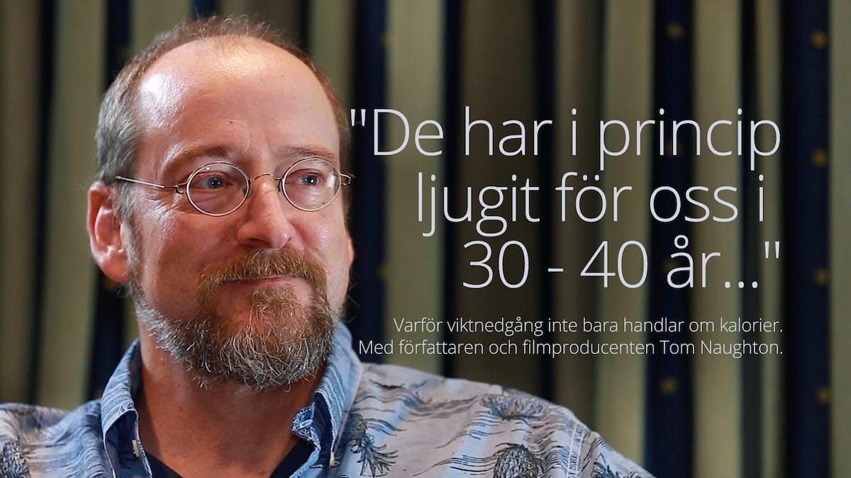 """""""De har i princip ljugit för oss i 30-40 år..."""" (ny medlemsvideo)"""