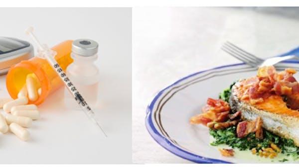 """""""Du har diabetes och det kommer du att ha resten av livet"""""""