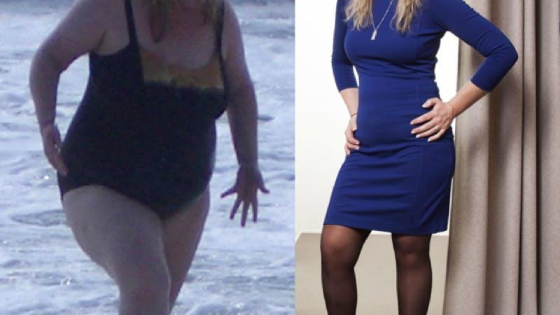 Lindha halverade sin vikt med LCHF!