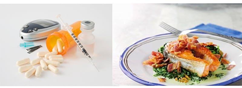Mediciner eller mat