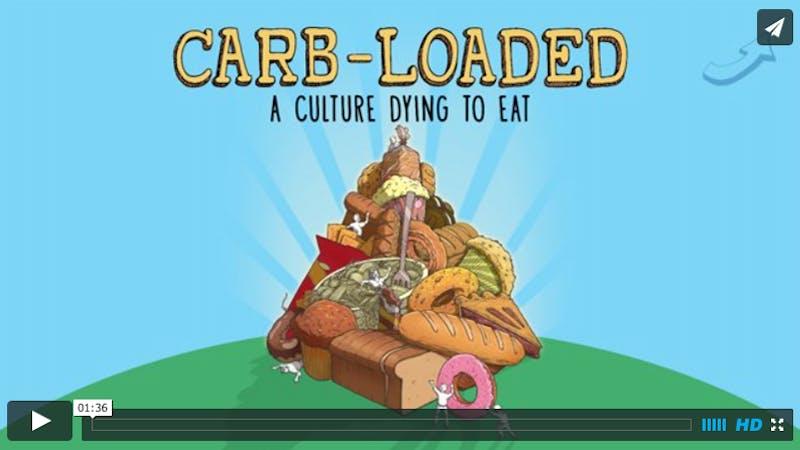 Kolhydratladdad – ny film om riskerna med för mycket kolhydrater!