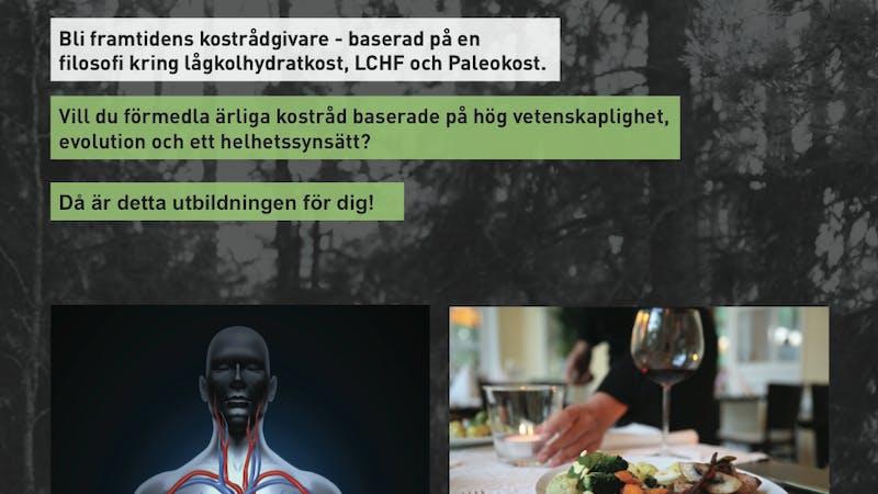 Läs till kostrådgivare i Stockholm eller Malmö i höst – stor bonus för medlemmar!