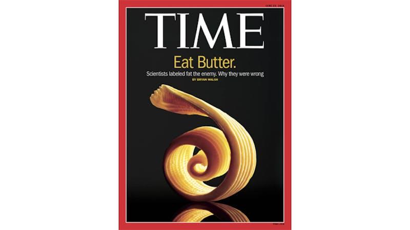 Övervintrad fettskräck i Läkartidningen