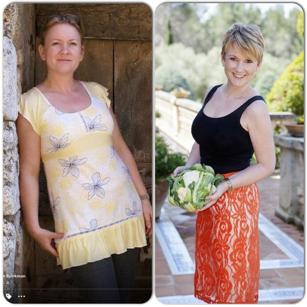 Försvar för fett toppar på SvD