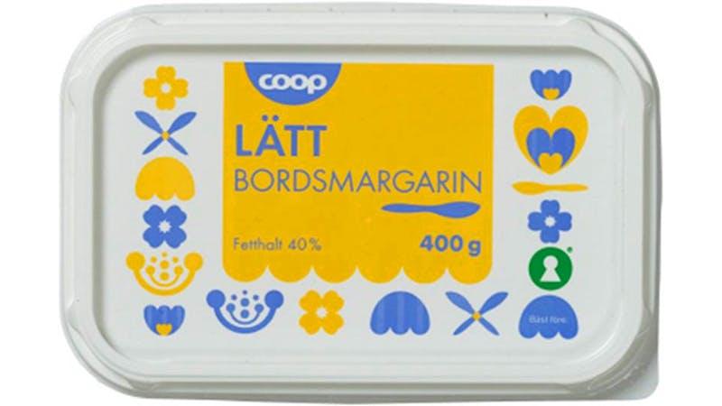 Margarin med lösningsmedel återkallas