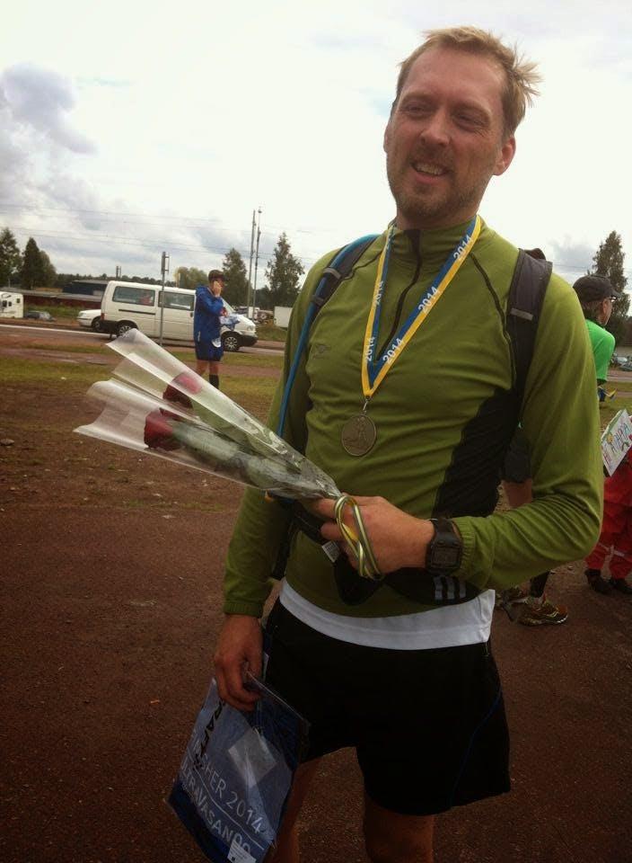 Nio mil löpning på LCHF