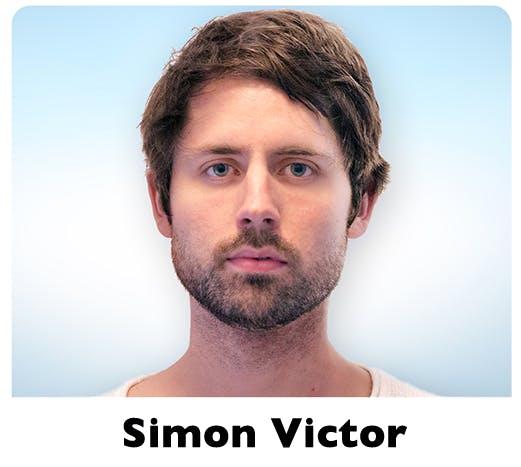 Välkommen Simon Victor till Team Kostdoktorn