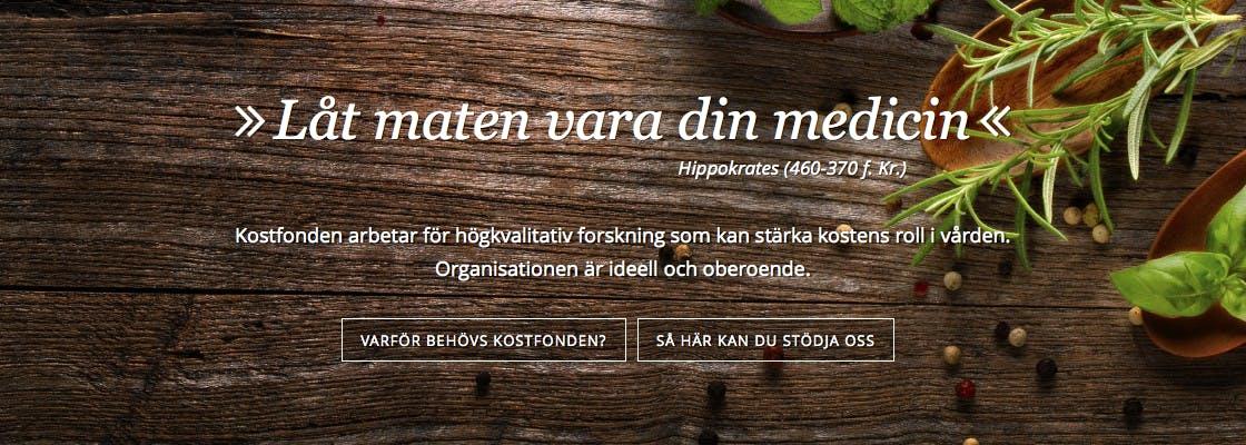 Det finns hopp – idag lanseras Kostfonden!