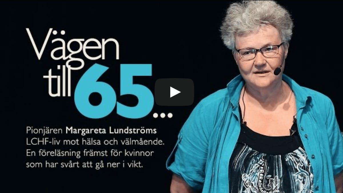 Vägen till 65 – för kvinnor som har svårt gå ner i vikt