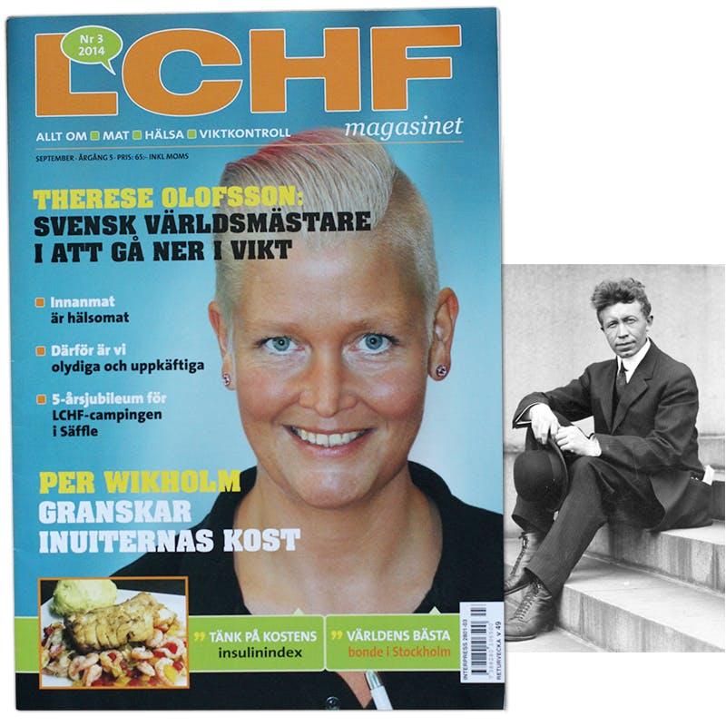 LCHF-magasinet slaktar en älskad LCHF-myt