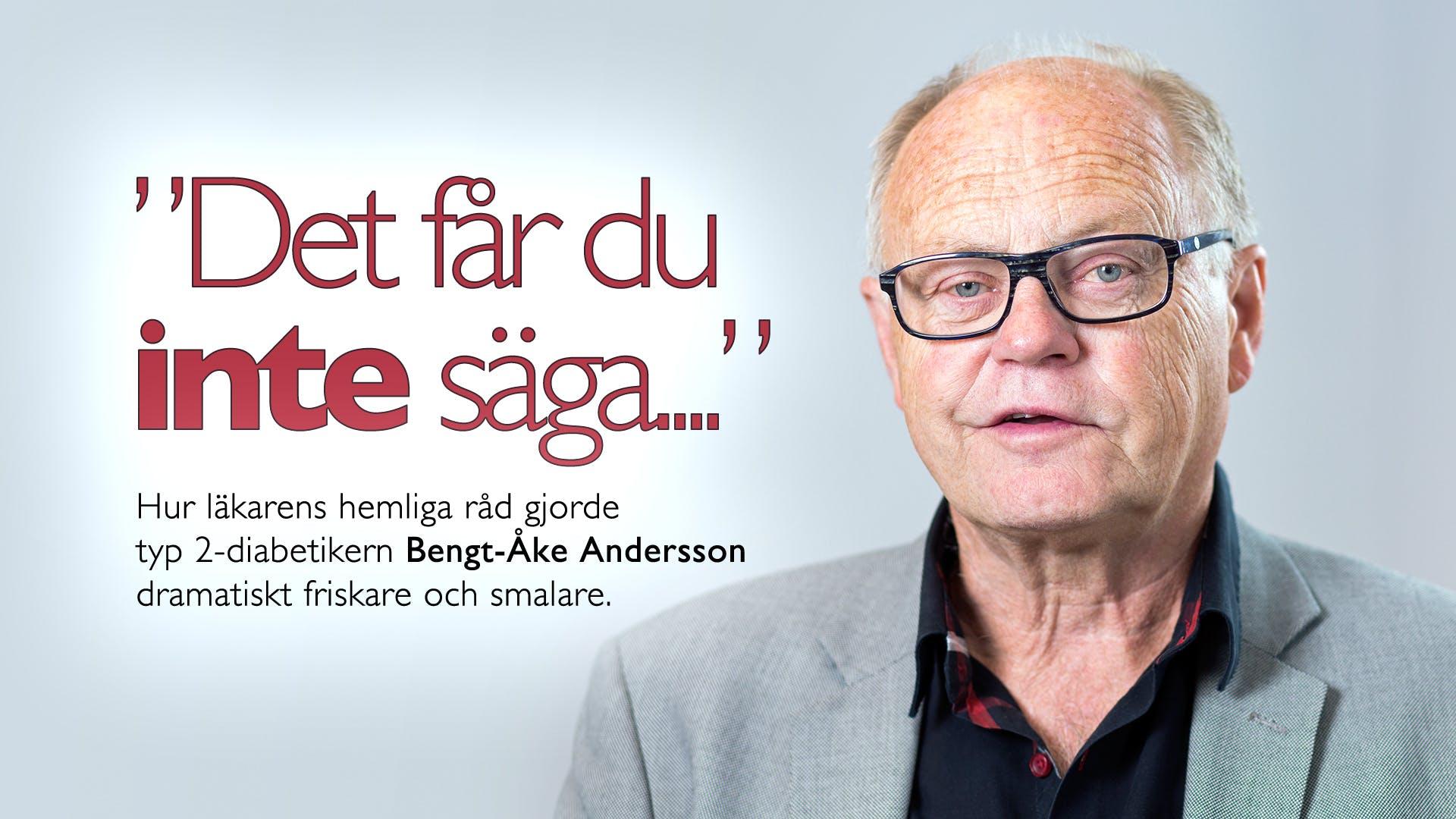 diabetiker Bengt-Åke