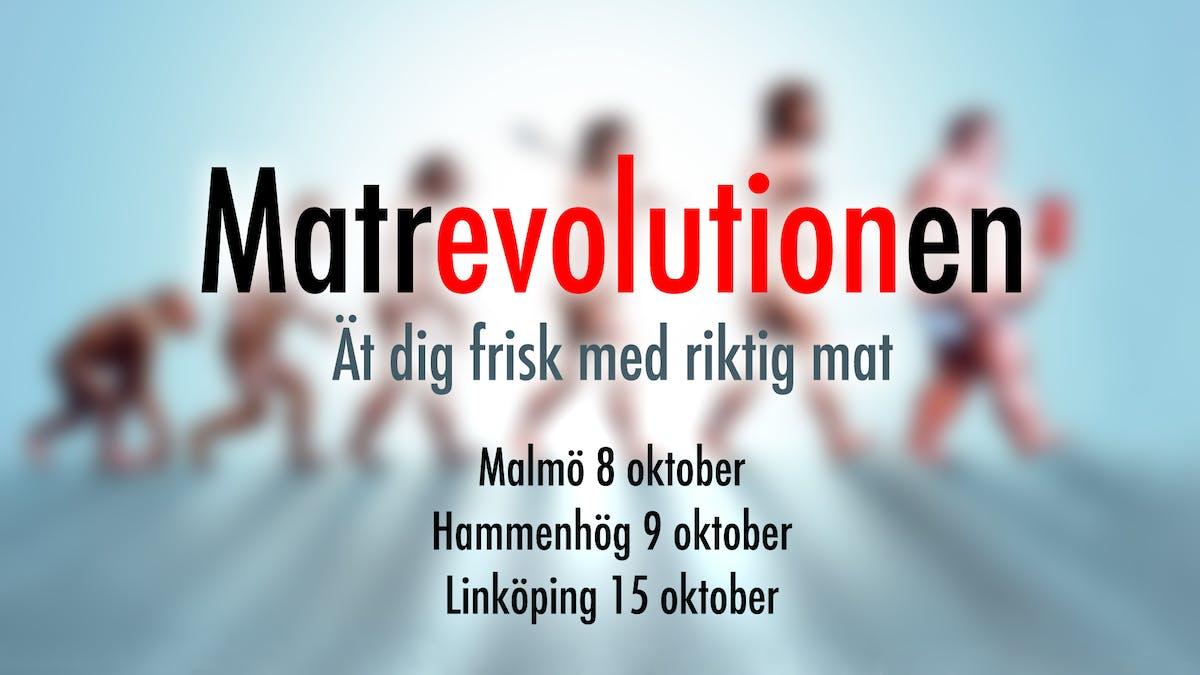 Årets sista föreläsningar: Malmö, Hammenhög och Linköping