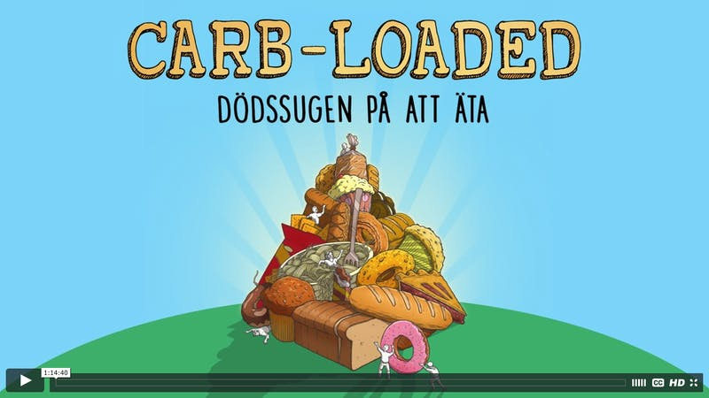 Carb-Loaded – på svenska!