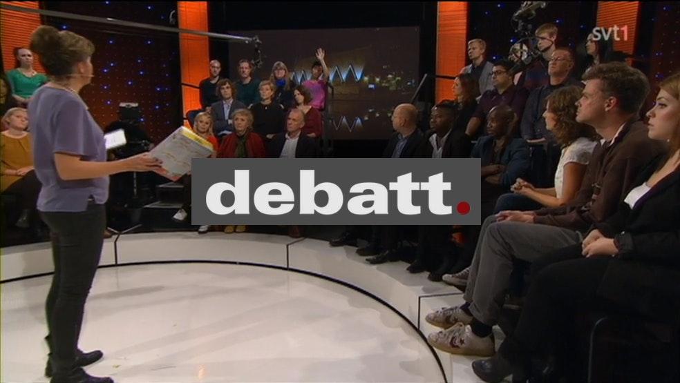Alla medlemmar kan delta i debatten 3