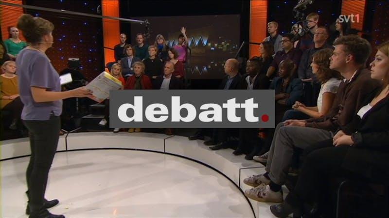 SVT Debatt om socker nu på nätet
