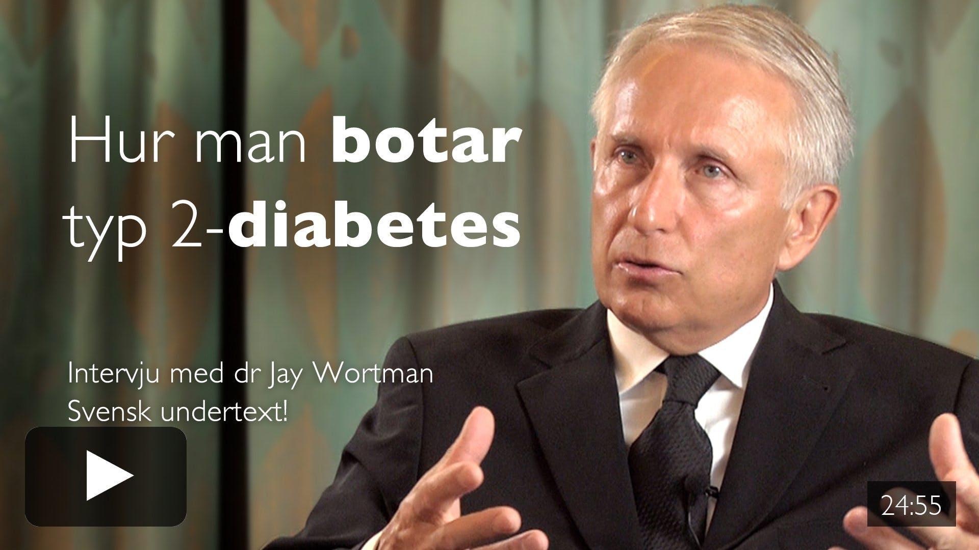 Hur man botar typ 2-diabetes