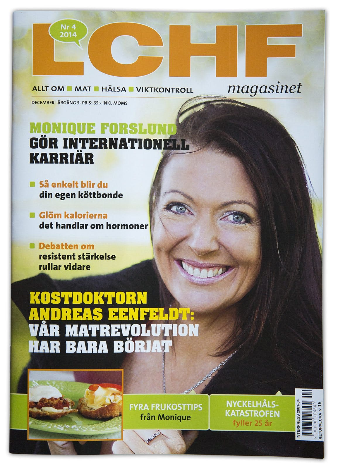 Nya LCHF-magasinet ute!