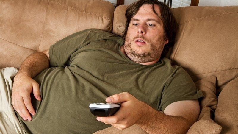 Forskare stillasittande dodligare an fetma