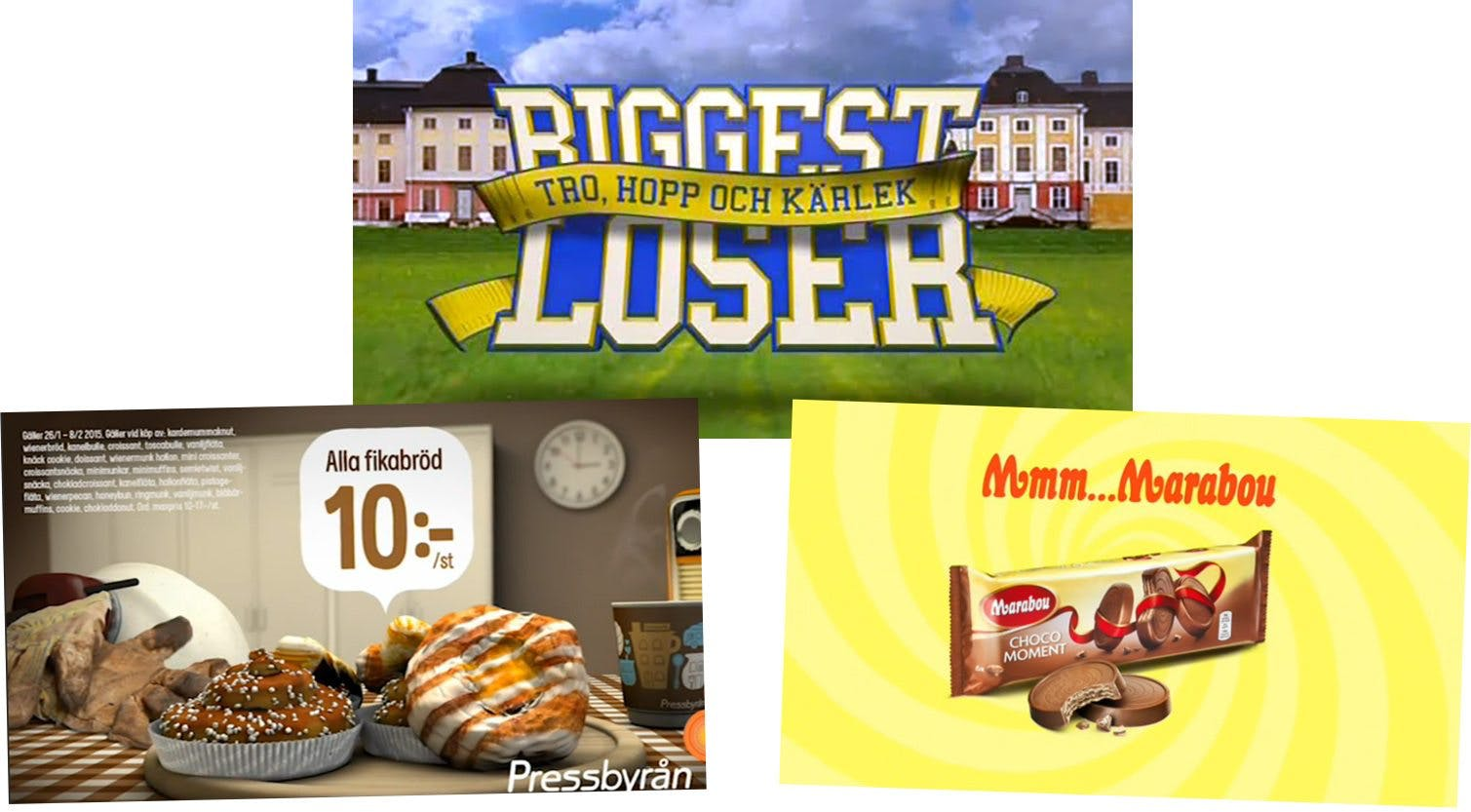 Biggest Loser – Tro, bullar och choklad