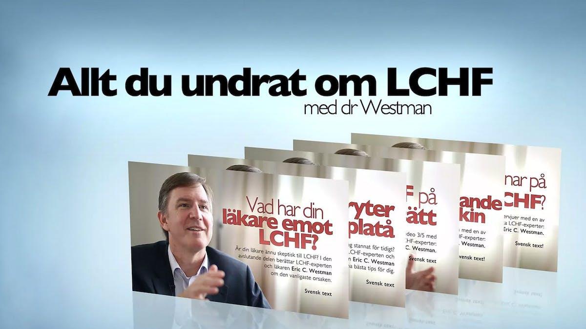Allt du undrat om LCHF
