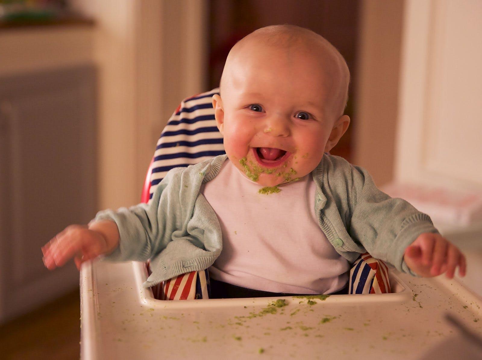 Är hemlagat sämre för din bebis?