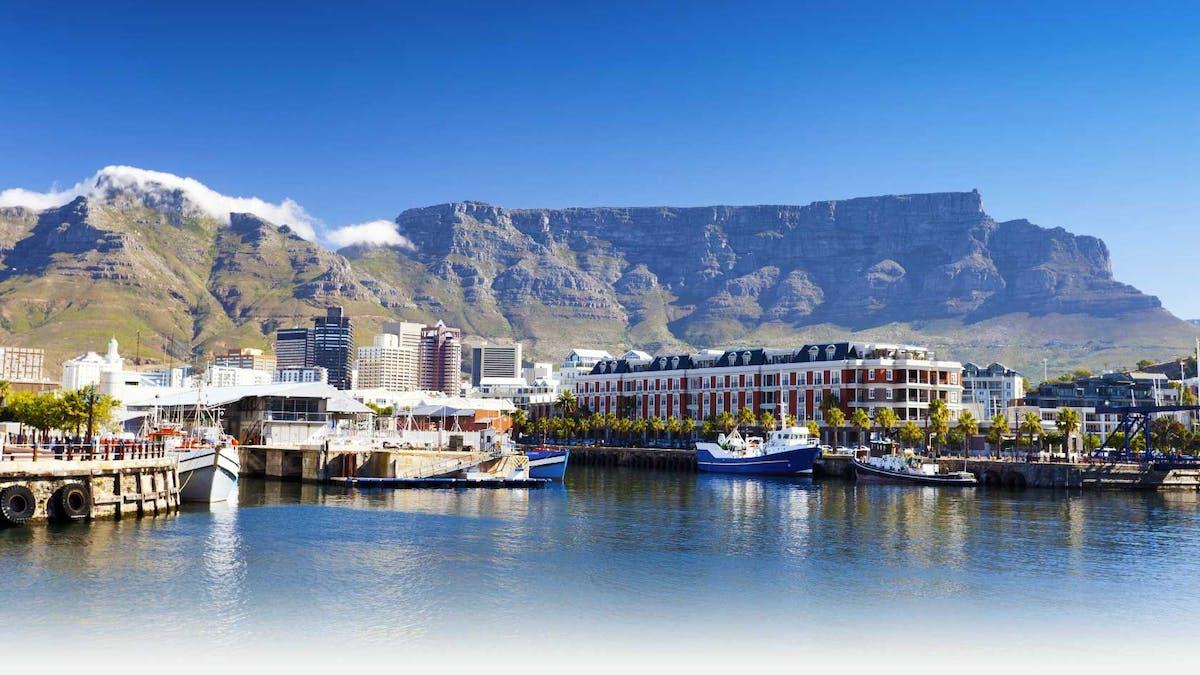 På väg mot Kapstaden och världens största LCHF-konferens