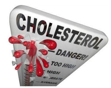 Högt kolesterol!