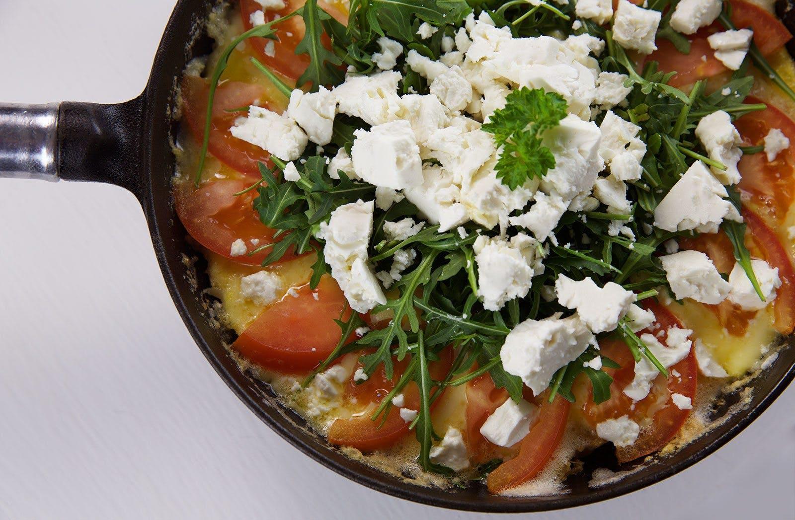 Vegetarisk onsdag: Zucchinibiffar med fet tzatziki