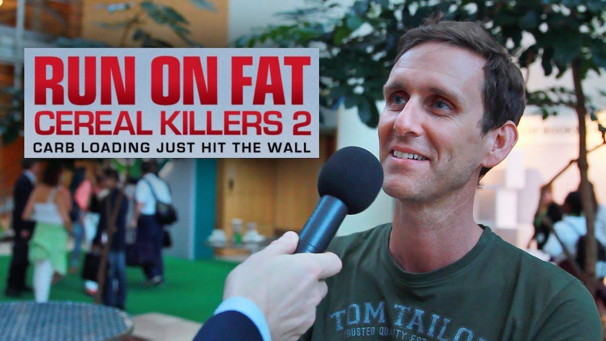 Intervju med Donal O'Neill om Cereal Killers 2: Run On Fat