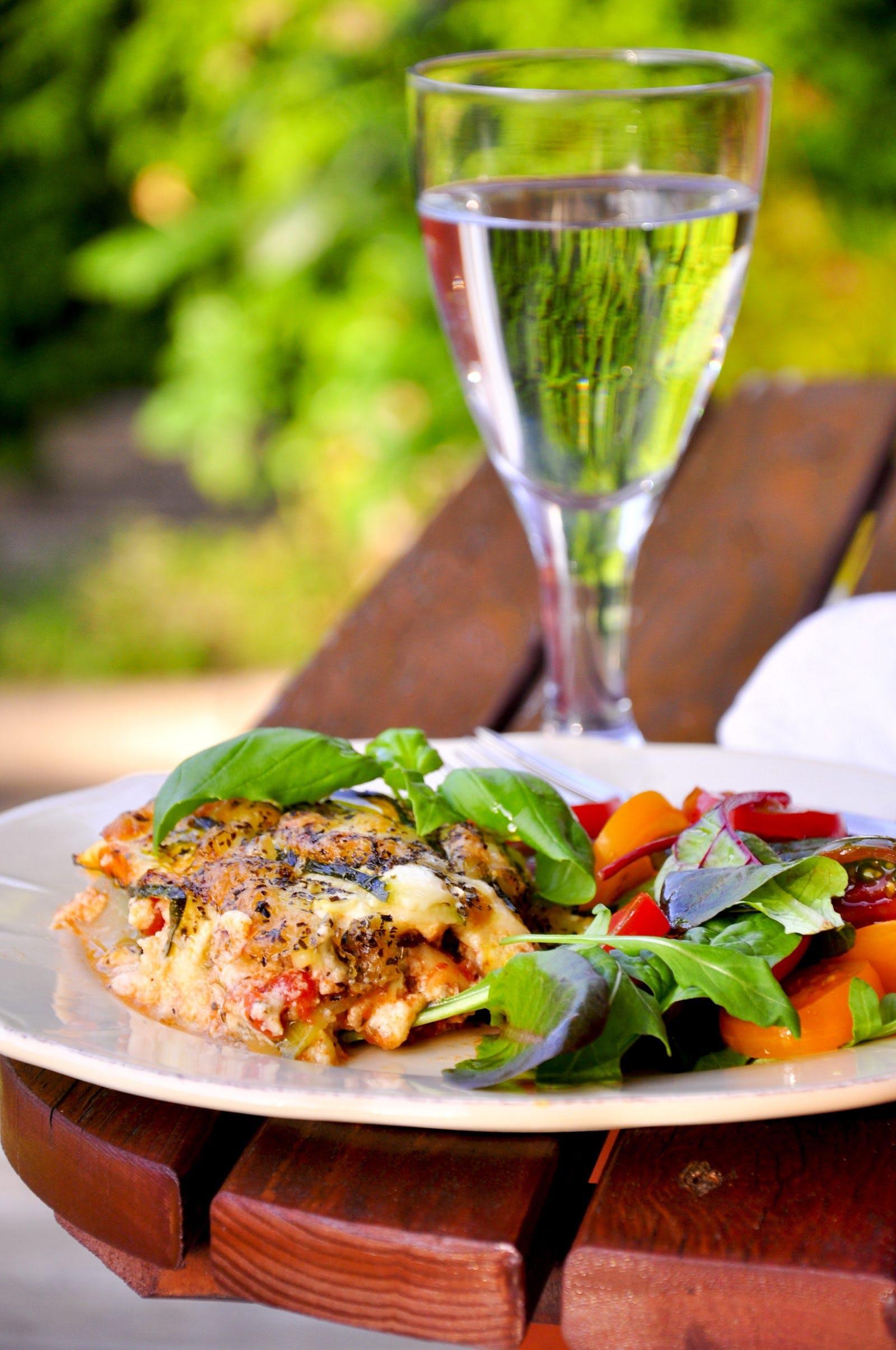 Jills söndagsmeny: Kardemummaostkaka, laxlåda och lasagne