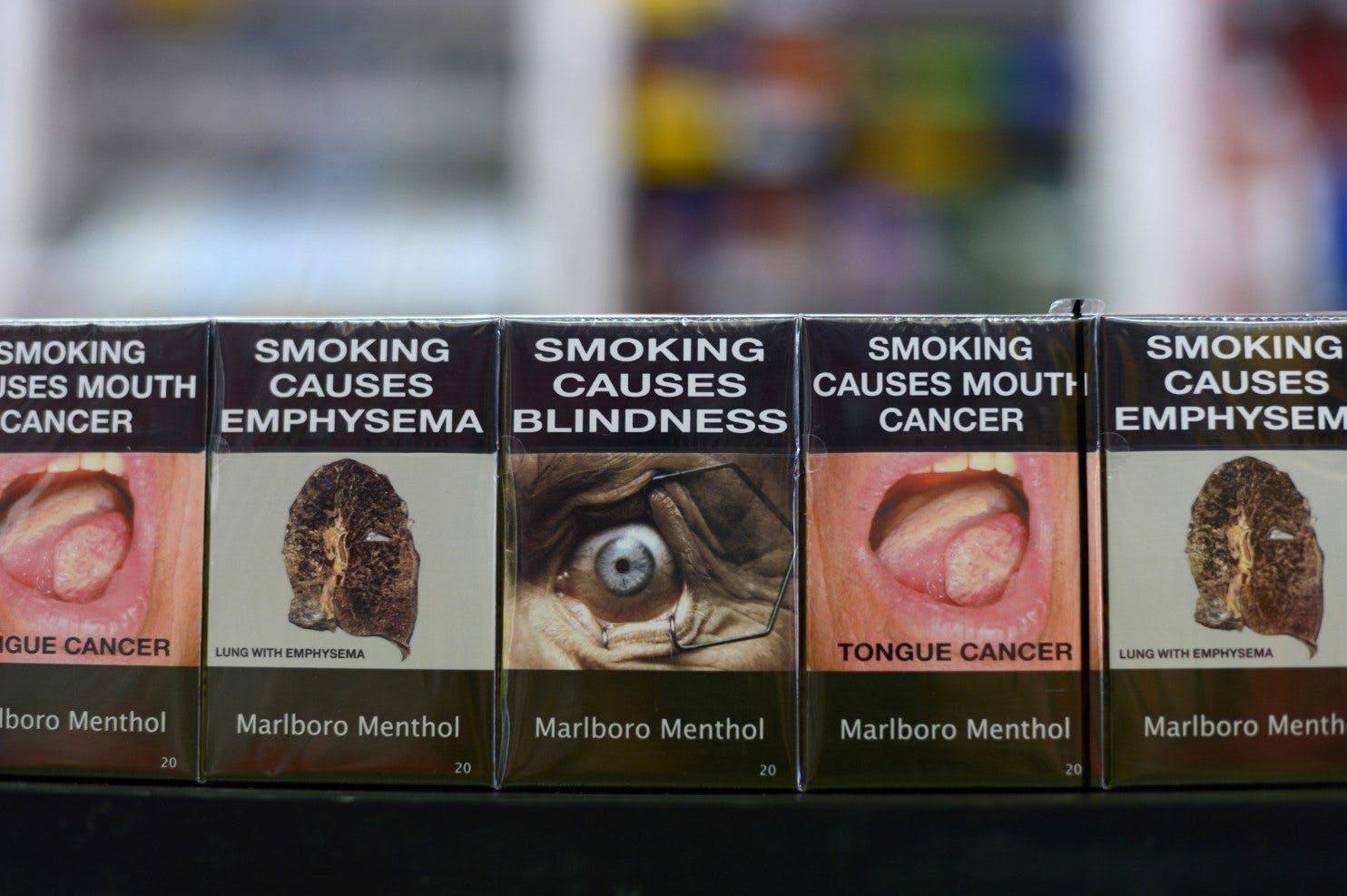 Hårda tider för tobaksindustrin: Även Irland inför standardiserade paket