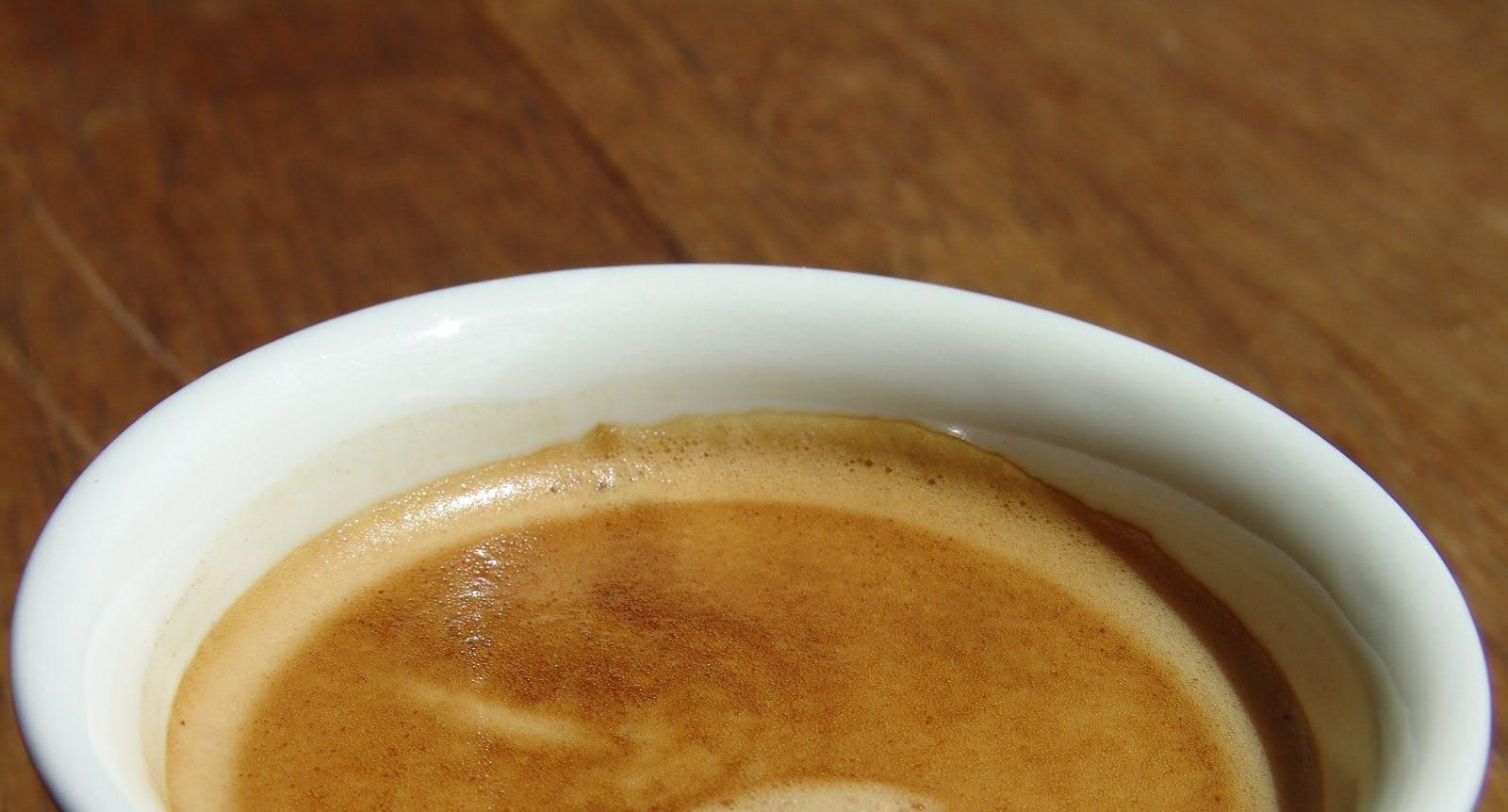 Kaffe eller inte kaffe?